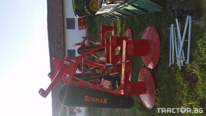 Косачки Surmak 1,90 с хидравлична бутилка 3 - Трактор БГ