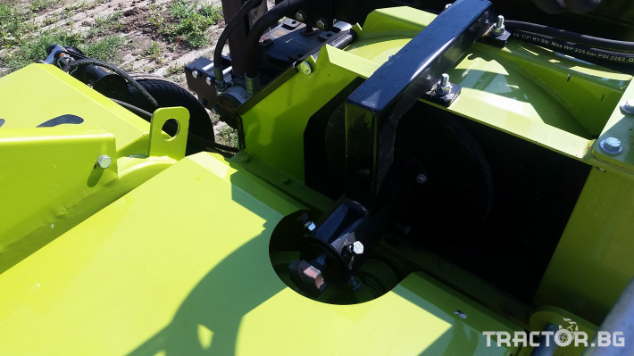 Комбайни Роторен силажокомбайн 2 редов, редонезависим 1 - Трактор БГ