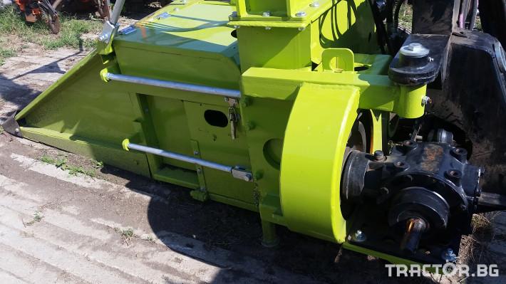 Комбайни Роторен силажокомбайн 2 редов, редонезависим 2 - Трактор БГ
