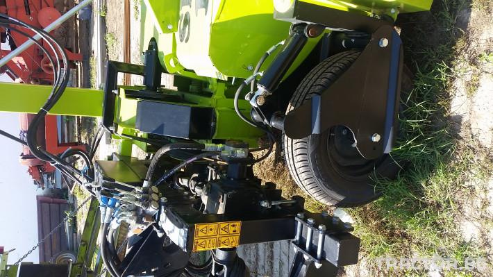 Комбайни Роторен силажокомбайн 2 редов, редонезависим 3 - Трактор БГ