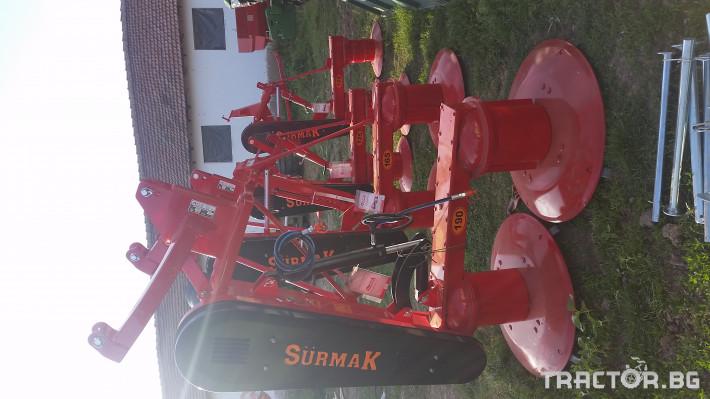 Косачки Surmak 1.65 1 - Трактор БГ