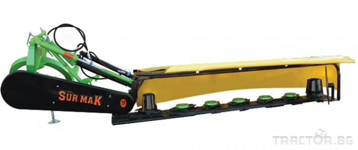 Косачки Surmak ST 2850 0 - Трактор БГ