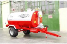 Турски 5 тонна цистерна за течен оборски тор