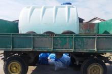 Пластмасова цистерна 5000 литра