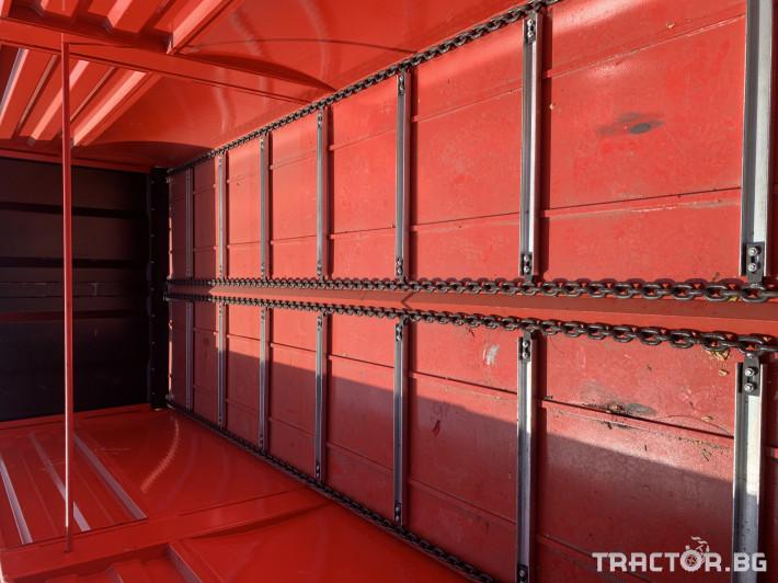 Ремаркета и цистерни 10 тонно тороразхвърлящо ремарке 4