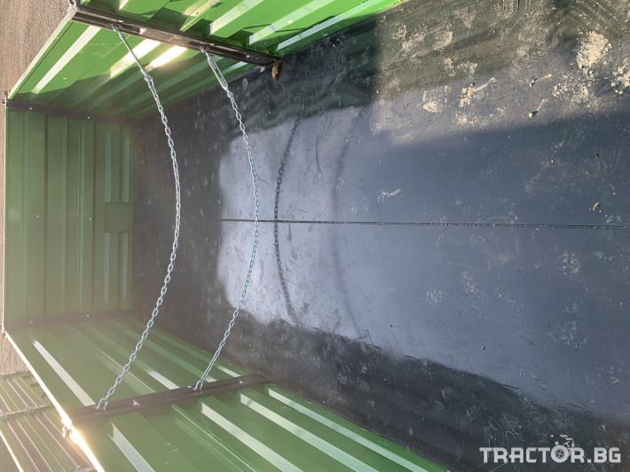 Ремаркета и цистерни Caselli 10 тонно 3 - Трактор БГ