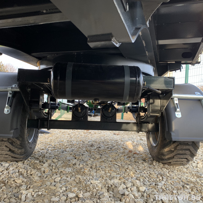 Ремаркета и цистерни Caselli 10 тонно 4 - Трактор БГ