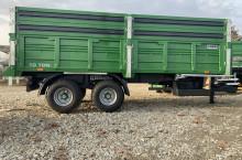 Турски Caselli тандемно 10 тона полезен товар