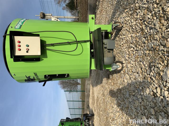 Машини за ферми Фуражосмесител 1.5 m3 1 - Трактор БГ
