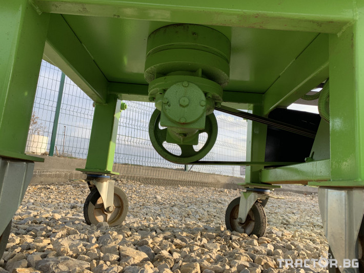 Машини за ферми Фуражосмесител 1.5 m3 3 - Трактор БГ