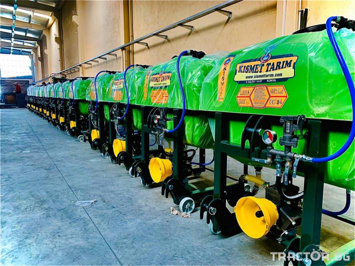 Пръскачки Навесни пръскачки 400/600/800/1000 литра 0 - Трактор БГ